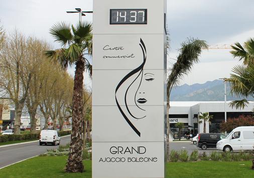 LOGO GRAND AJACCIO BALEONE